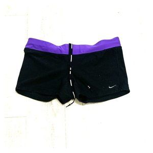 Nike workout spandex shorts volleyball running